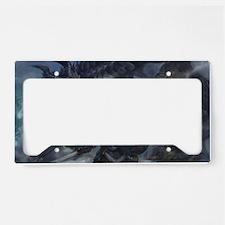 dragonborn and alduin License Plate Holder