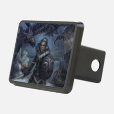dragonborn and alduin Hitch Cover