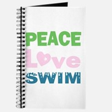 peace.love.swim Journal
