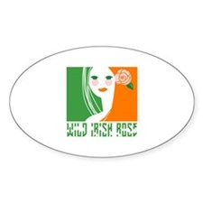 Wild Irish Rose Decal