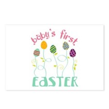 Baby's First Easter Postcards (Package of 8)
