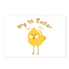 My 1st Easter Postcards (Package of 8)