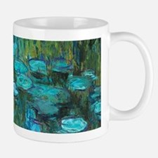 Water Lilies by Monet Mugs