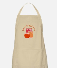 Welcome To My Cannery Apron