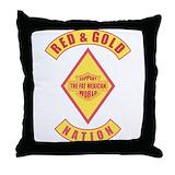 Bandidos Throw Pillows