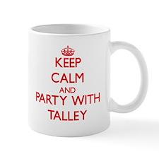 Talley Mugs