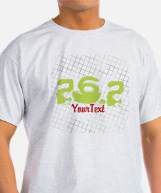 Marathon Optional Text T-Shirt