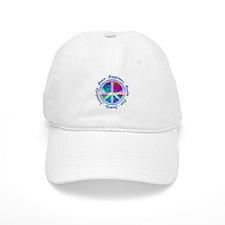 Peace Symbol Baseball Baseball Cap