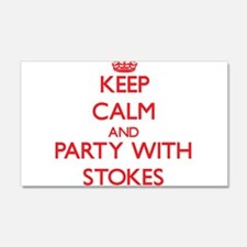 Stokes Wall Decal