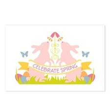 Celebrate Spring Postcards (Package of 8)