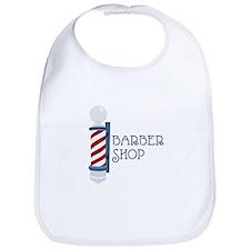 Barber Shop Bib
