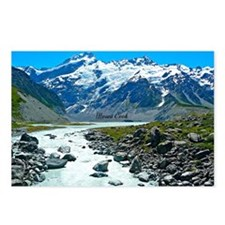 Mount Cook Postcards (Package of 8)