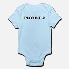 Player 2 Infant Body Suit