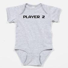 Player 2 Baby Bodysuit