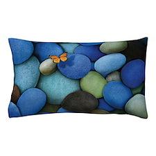 Blue Stones Pillow Case