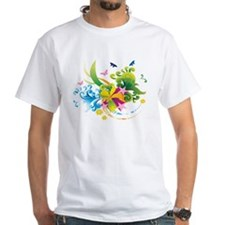 Summer Flower Power T-Shirt