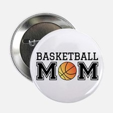 "Basketball mom 2.25"" Button (10 pack)"