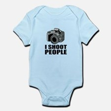 I Shoot People Photography Body Suit