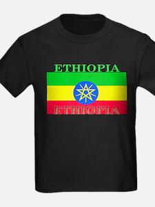 Ethiopia Ethiopian Flag T