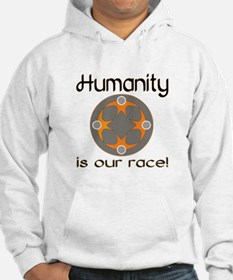 Humanity is Our Race! Jumper Hoody