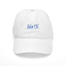 Jewish Shalom Y'ALL Baseball Cap