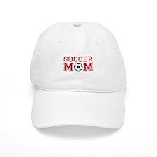Soccer mom red Baseball Baseball Cap