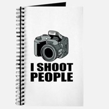 I Shoot People Photography Journal