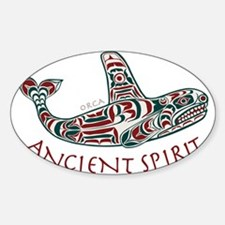 Cute Quileute tribe Decal