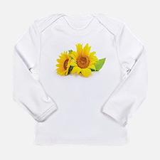 Sunflowers Long Sleeve T-Shirt