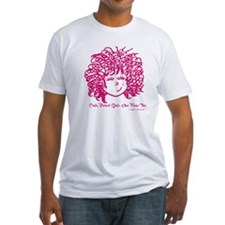 Curly haired girls Are More Fun Shirt