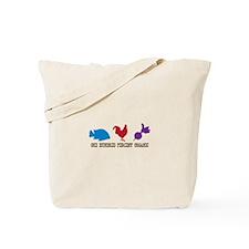 One Hunderd Percent Organic Tote Bag