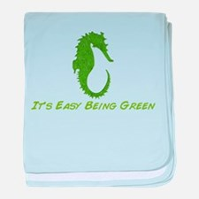 Seahorse It's Easy baby blanket