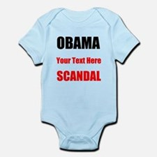Obama Scandal Body Suit