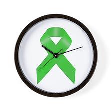 Awareness Ribbon Wall Clock