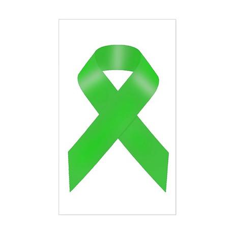 Awareness Ribbon Sticker (Rectangle)