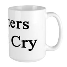 Painters Don't Cry  Mug