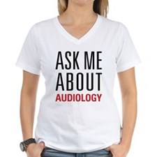 Audiology - Ask Me About - Shirt