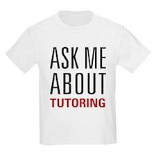 Tutoring - Ask Me - T-Shirt
