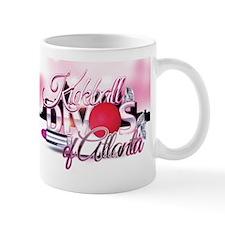 Kickball Divas of Atlanta Mugs