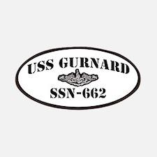 USS GURNARD Patch