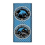 Whales Beach Towels Beach Towel