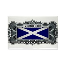 Proud To Be Scottish Magnets