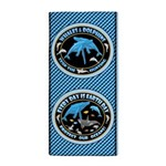 Whales Dolphins Beach Towels Beach Towel