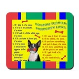 Terrier dogs Classic Mousepad
