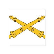 Army-Artillery-Branch-Insignia-Bonnie Sticker
