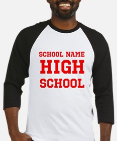 High School Baseball Jersey