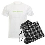 tshirt_spontaneity.png Men's Light Pajamas