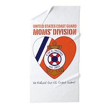 Mom's Division Beach Towel