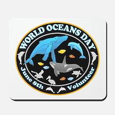 World Oceans Day Mousepad