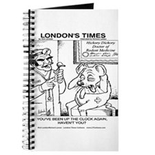 Doctor Hickory Dickory Journal